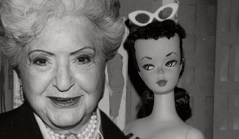 خالق عروسک باربی,روث هندلر,زندگی نامه روث هندلر