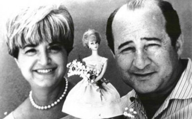زندگینامه روث هاندلر,زندگینامه روث هندلر,عروسک باربی