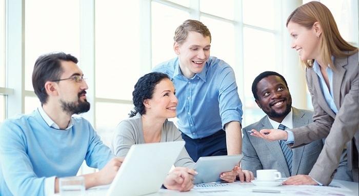 آداب و معاشرت در محیط کار,در محیط کار چگونه باید رفتار کرد,محیط کار