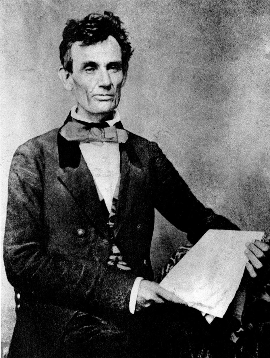 زندگینامه آبراهام لینکلن,زندگینامه بزرگان,زنده گی نامه آبراهام لینکلن