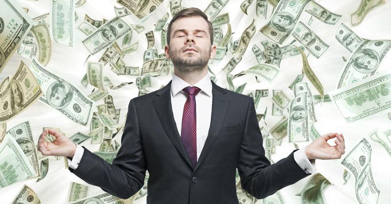 اتفاقات خوب,ثروت را جذب کنید,چگونه با قانون جذب پولدار شویم