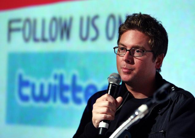 بنیانگذار توییتر,بیوگرافی بیز استون,زندگی نامه بیز استون
