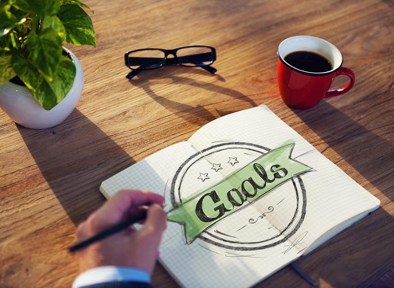 تعیین اهداف,دستیابی به موفقیت در زندگی,راه رسیدن به اهداف