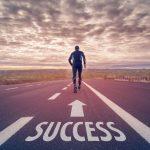 مفهوم موفقیت با قانون جذب