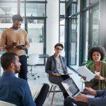 پنج کلید طلایی برای ایجاد یک تیم کاری با عملکرد فوق العاده