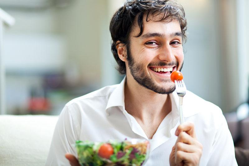 احساسات مثبت,ایجاد احساسات مثبت,تاثیر تغذیه مناسب